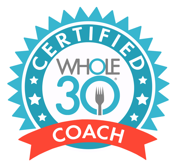 Whole 30 Certified Coach
